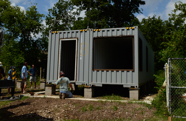 Shipping container home in 5th ward build a box homes for House in a box