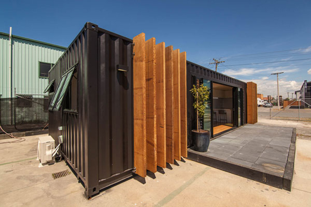 Build A Box Homes Houston